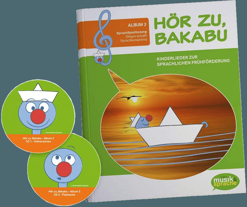 Hör zu, Bakabu (Album 2)