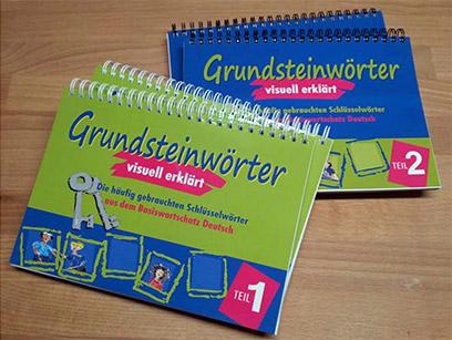 Grundsteinwörter visuell erklärt, Teil 1 & 2