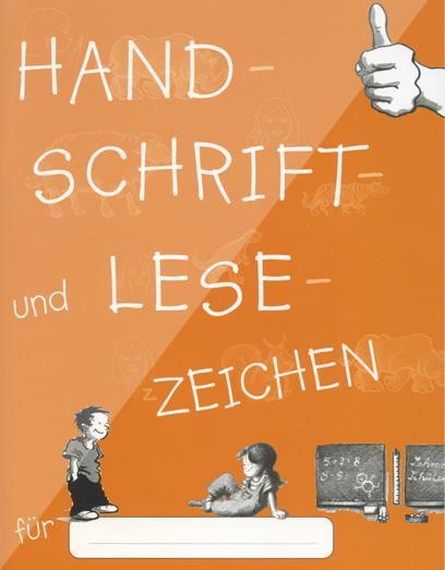Hand-, Schrift- und Lesezeichen