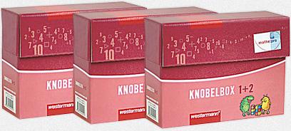 Knobelbox 1 + 2