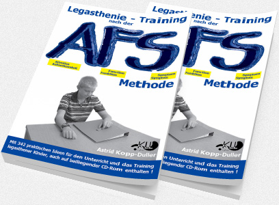 Legasthenie - Training nach der AFS-Methode