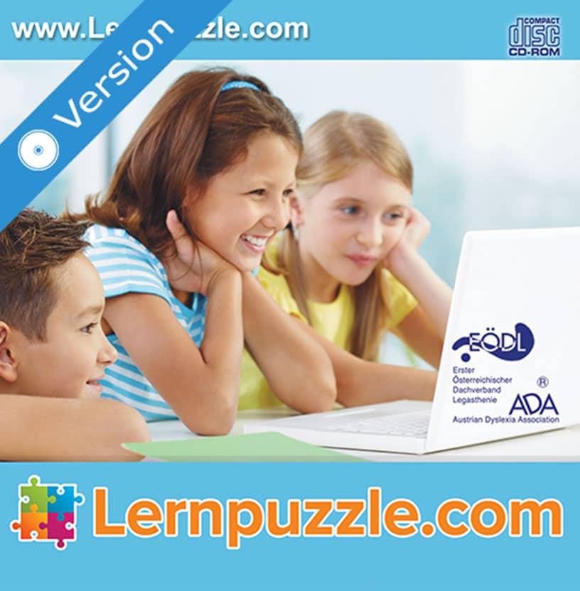 Lernpuzzle CD-Rom