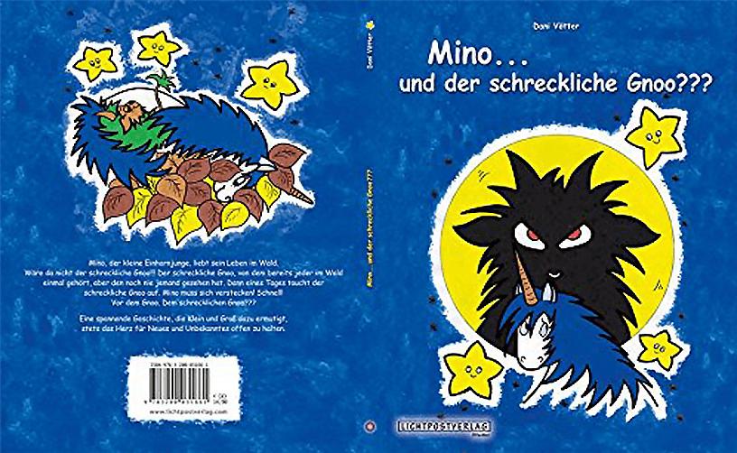 Mino … und der schreckliche Gnoo???