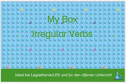My Box - Englischlade