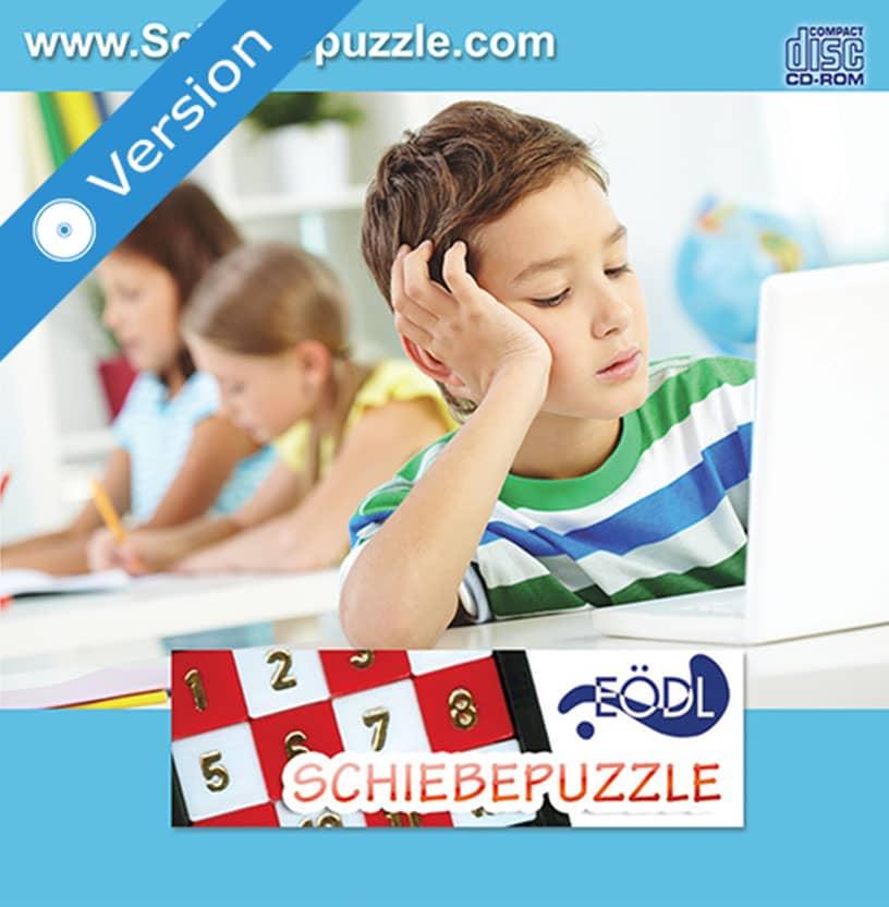 Schiebepuzzle CD-Rom