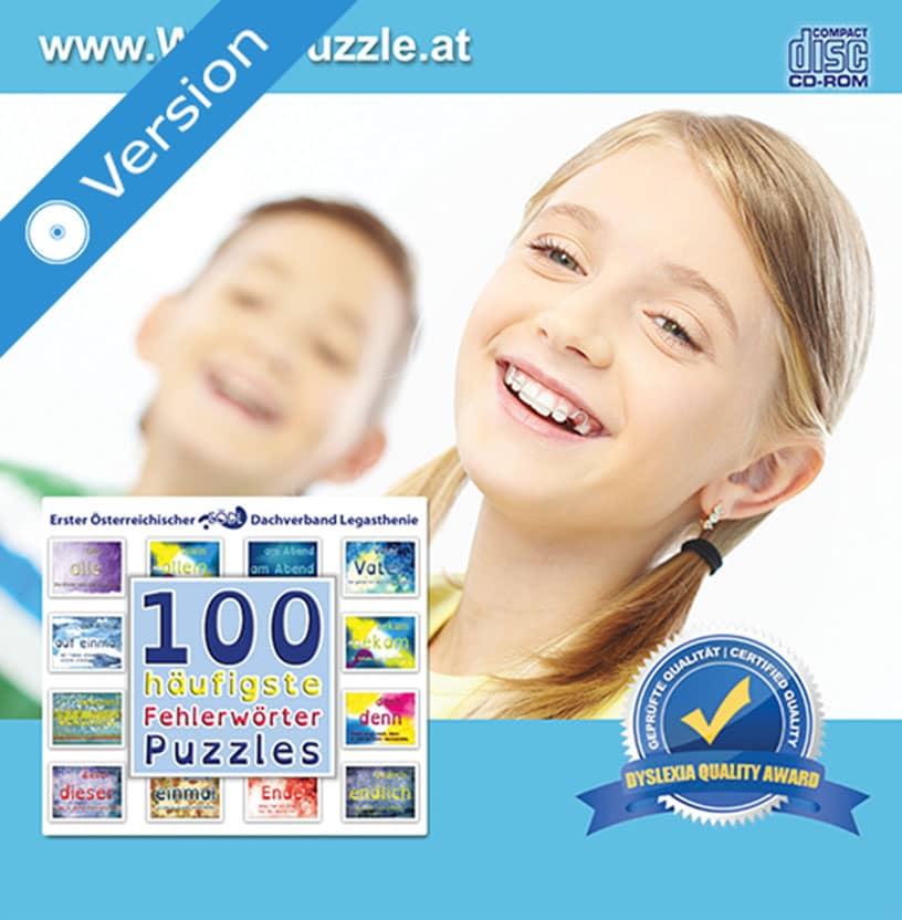 Wortpuzzle CD-Rom